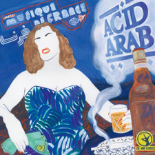 Acid Arab - Musique De France - 2x LP Vinyl