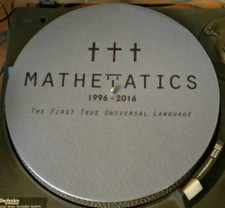 Mathematics - 20th Anniversary - Single Slipmat