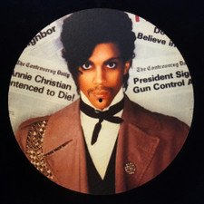 Prince - Controversy - Single Slipmat
