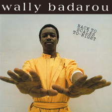 Wally Badarou - Back To Scales To-Night - LP Vinyl