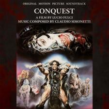 Claudio Simonetti - Conquest - Original Motion Picture Soundtrack - LP Colored Vinyl