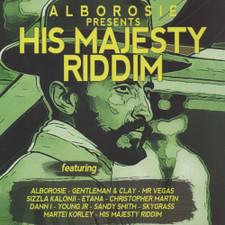 Alborosie - Present His Majesty Riddim - LP Vinyl