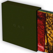 Gas - Box - 10x LP Vinyl Box Set+4xCD