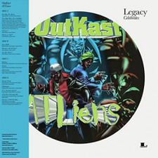 Oukast - Atliens (20th Anniversary Edition) - 2x LP Picture Disc Vinyl