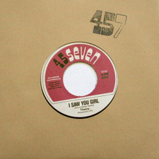"Theory - I Saw You Girl / Tribulation - 7"" Vinyl"