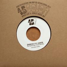 "Diamond Eye - Hunter / The Approach (Dubmonger & LXC Remixes) - 7"" Vinyl"