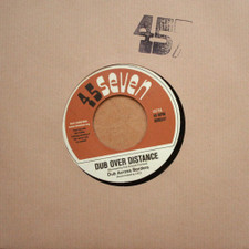 """Dub Across Borders - Dub Over Distance / Dub Pacifico - 7"""" Vinyl"""