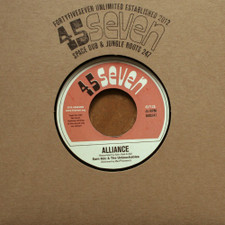 """Sam KDC & The Untouchables - Alliance / Suffa Ray Shun - 7"""" Vinyl"""