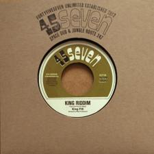 "King Fifi - King Riddim / 100,000 Chickens - 7"" Vinyl"