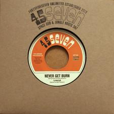 "Lowcut - Never Get Burn / Seraphe Dub - 7"" Vinyl"