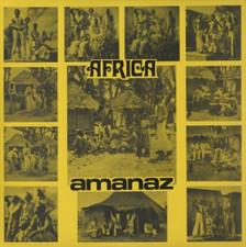 Amanaz - Africa RSD - 2x LP Vinyl