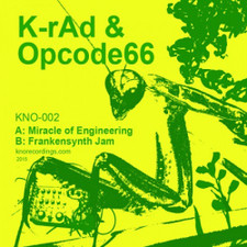 "K-rAd & Opcode66 - KNO002 - 12"" Vinyl"