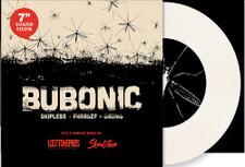 "Various Artists - Bubonic Breaks (White) - 7"" Colored Vinyl"
