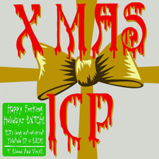 "Insane Clown Posse - A Carnival Christmas Ep - 7"" Colored Vinyl"