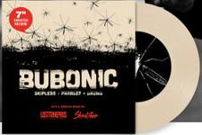 "Various Artists - Bubonic Breaks (Sand) - 7"" Colored Vinyl"