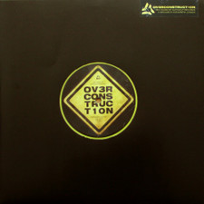 "Phuture-T / Hexer - Ov3r Construct10n Part Thr33 - 10"" Vinyl"