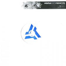"""Various Artists - Alphacut 004 - 12"""" Vinyl"""