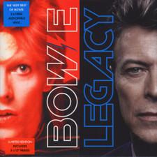 David Bowie - Legacy - 2x LP Vinyl