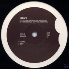 """Mrk1 - Slope - 12"""" Vinyl"""