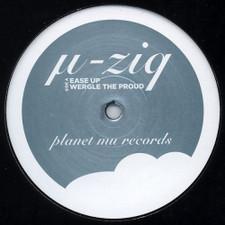 """Mu-Ziq - Ease Up - 12"""" Vinyl"""