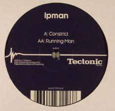 """Ipman - Constrict / Running Man - 12"""" Vinyl"""