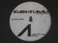 "Boards Of Canada - Unreleased Tracks - 12"" Vinyl"