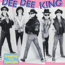Dee Dee King - Standing In The Spotlight - LP Vinyl