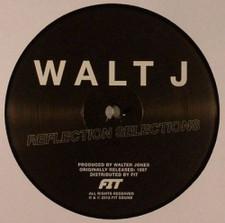 "Walt J - Reflections Selections - 12"" Vinyl"