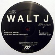 "Walt J - Walt J Project - 12"" Vinyl"