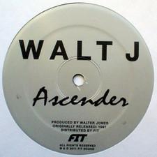 "Walt J - Ascender - 12"" Vinyl"