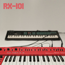 "RX-101 - Ep 2 - 12"" Vinyl"