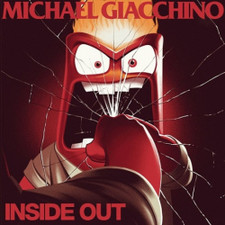 """Michael Giacchino - Inside Out (Anger) - 7"""" Colored Vinyl"""