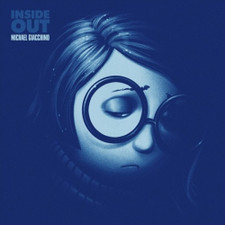 """Michael Giacchino - Inside Out (Sadness) - 7"""" Colored Vinyl"""