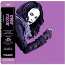 Sean Callery - Jessica Jones - Season One (Original Soundtrack) - 2x LP Vinyl