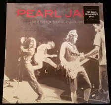 Pearl Jam - Live At The Fox Theatre, Atlanta 1994 - LP Vinyl