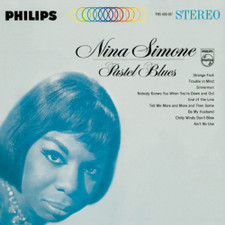 Nina Simone - Pastel Blues - LP Vinyl