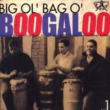 Various Artists - Big Ol' Bag Of Boogaloo Vol 1 - LP Vinyl