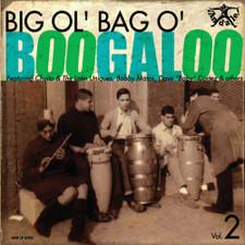 Various Artists - Big Ol' Bag Of Boogaloo Vol 2 - LP Vinyl