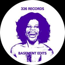 "Jamie 3:26 - Basement Edits 1 - 12"" Vinyl"