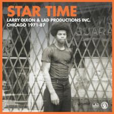 Larry Dixon - Star Time (LAD Production Inc. Chicago 1971-87) - 4x LP Vinyl Box Set