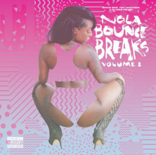 Quickie Mart / Tony Skratchere / DJ Yamin - NOLA Bounce Breaks Vol. 2 - LP Vinyl