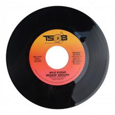 """Wild Sugar - Messin Around / Bring It Here - 7"""" Vinyl"""