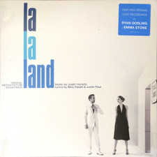 Various Artists - La La Land Soundtrack - LP Vinyl