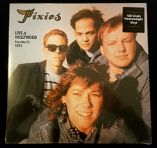 Pixies - Live At Hollywood Dec 21, 1991 - LP Vinyl