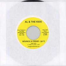 """Light Years - Bounce & Freak - 7"""" Vinyl"""