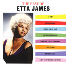 Etta James - The Best Of - LP Vinyl