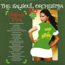 The Salsoul Orchestra - Christmas Jollies - LP Colored Vinyl