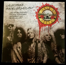 Guns N' Roses - Live At The Perkins Palace Pasadena December 1987 - 2x LP Vinyl