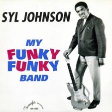 Syl Johnson - My Funky Funky Band - LP Vinyl
