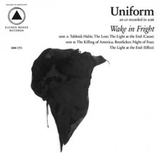 Uniform - Wake In Fright - LP Colored Vinyl